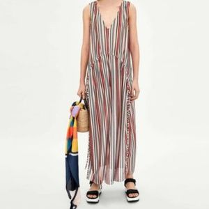 New- Zara striped dress